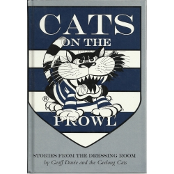 Cats on the Prowl: Stories from the dressing room
