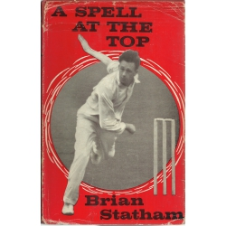 A spell at the top by Brian Statham