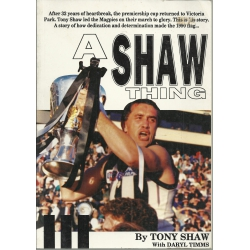 A Shaw Thing by Tony Shaw