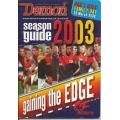 Melbourne FC 2003 Season Guide
