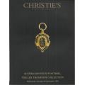 Christies Auction Catalogue - The Len Thompson Collection