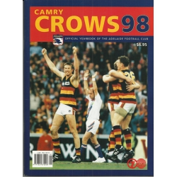 Adelaide Crows: 1998 Yearbook