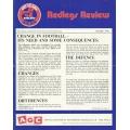 Norwood FC: Redlegs Review Vol 10 #3