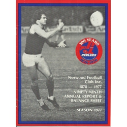 Norwood FC 1977 Annual Review