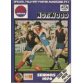 Norwood FC: Seniors 1976