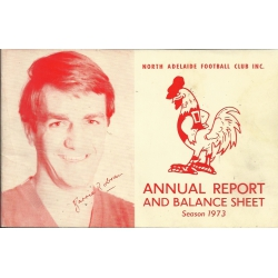 North Adelaide: 1973 Annual Report