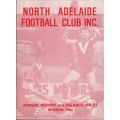 North Adelaide: 1982 Annual Report