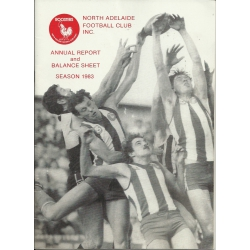 North Adelaide: 1983 Annual Report