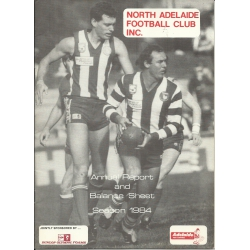 North Adelaide: 1984 Annual Report