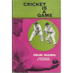Cricket Is A Game by Colin McCool