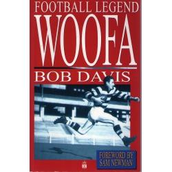 Football Legend Woofa by Bob Davis SIGNED BY BOB DAVIS #1