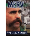 Merv: The Full Story by Merv Hughed SIGNED BY MERV HUGHES