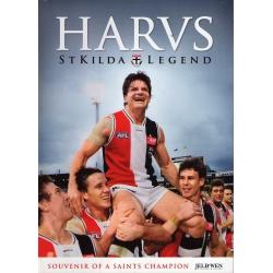 Harvs: St Kilda Legend