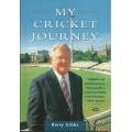 My Cricket Journey by Barry Gibbs - SIGNED