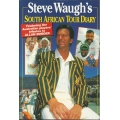 Steve Waugh's South African Tour Diary - SIGNED