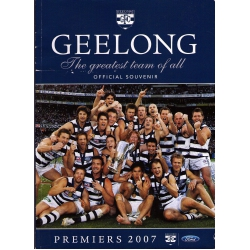 Geelong - The greatest Team of All: Premiers 2007