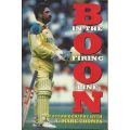 David Boon: In The Firing Line SIGNED