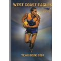 West Coast Eagles 2007 Yearbook