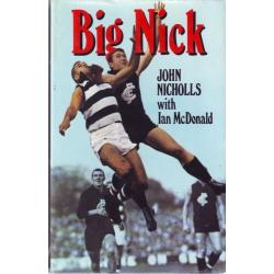Big Nick by John Nichols SIGNED BY JOHN NICHOLLS