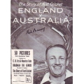 England v Australia 1948 Booklet SIGNED BY NEIL HARVEY