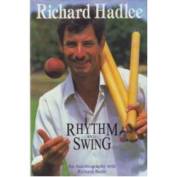 Rhythm & Swing: Richard Hadlee SIGNED BY HADLEE