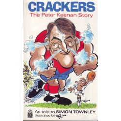 Crackers - The Peter Keenan Story: Peter Keenan SIGNED