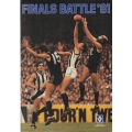 Finals Battle '81 SIGNED BY BRUCE DOULL