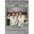 The Crowe Report by Dave Crowe SIGNED BY ALL THREE CROWES