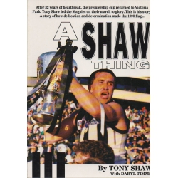 A Shaw Thing by Tony Shaw SIGNED BY TONY SHAW #2