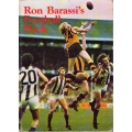 Ron Barassi's Football Book 1977 SIGNED BY RON BARASSI
