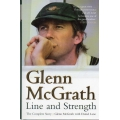 Line And Strength by Glenn McGrath SIGNED