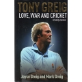 Love, War and Cricket by Joyce Greig