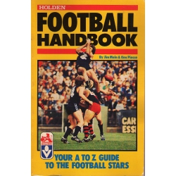 Holden Football Handbook 1983