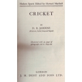 Cricket by Douglas Jardine