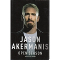 Open Season by Jason Akermanis SIGNED BY AKERMANIS
