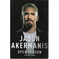 Open Season by Jason Akermanis SIGNED BY AKERMANIS