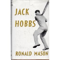 Jack Hobbs by Ronald Mason