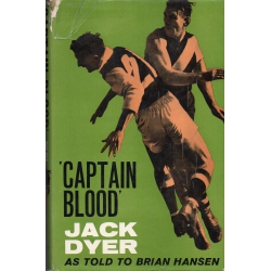 Captain Blood - Jack Dyer by Brian Hanse