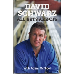 David Scwharz: All Bets Are Off SIGNED