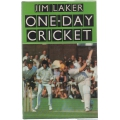 One-Day Cricket by Jim Laker SIGNED BY LAKER