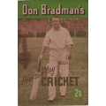 How To Play Cricket by Don Bradman (1945 ed.)
