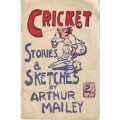 Cricket Sketches by Arthur Mailey