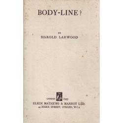 Bodyline? by Harold Larwood
