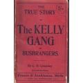 The Kelly Gang of Bushrangers by C.H. Chomley