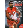 AFL Record Season Guide 2007