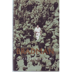Bradman by Charles Williams