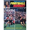 SA Football Budget May 10 1986 West v Port