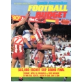 SA Football Budget 1987 Escort Cup Grand Final