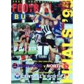 SA Football Budget 1995 1st & 2nd Semi Finals