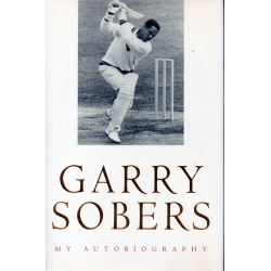 Garry Sobers - My Autobiography SIGNED